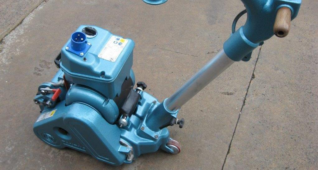 Floor Sanding Machine Repairs Knoxfield Vic Melbourne